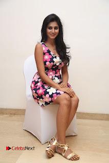 Model Shamili Latest Pictures in Floral Short Dress  0182
