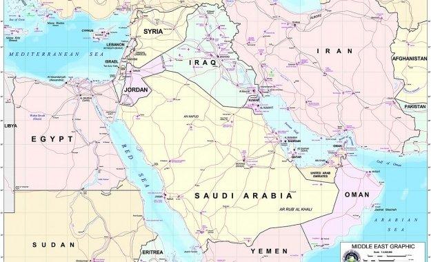 Μέση Ανατολή: Τα φαινόμενα απατούν...