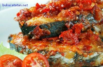 Cara Mudah Membuat Masakan Sambalado Ikan Salem Pedass Reeeek