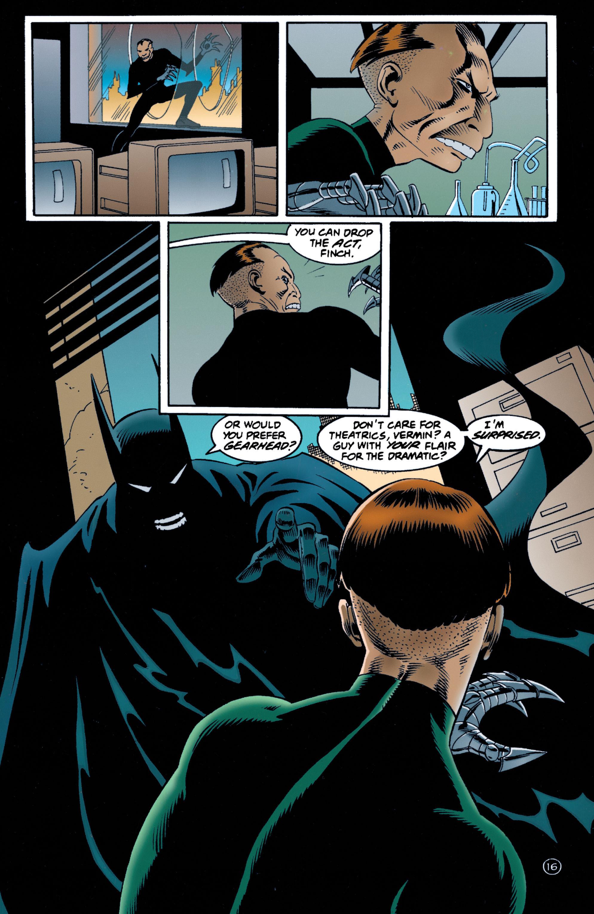 Detective Comics (1937) 717 Page 15