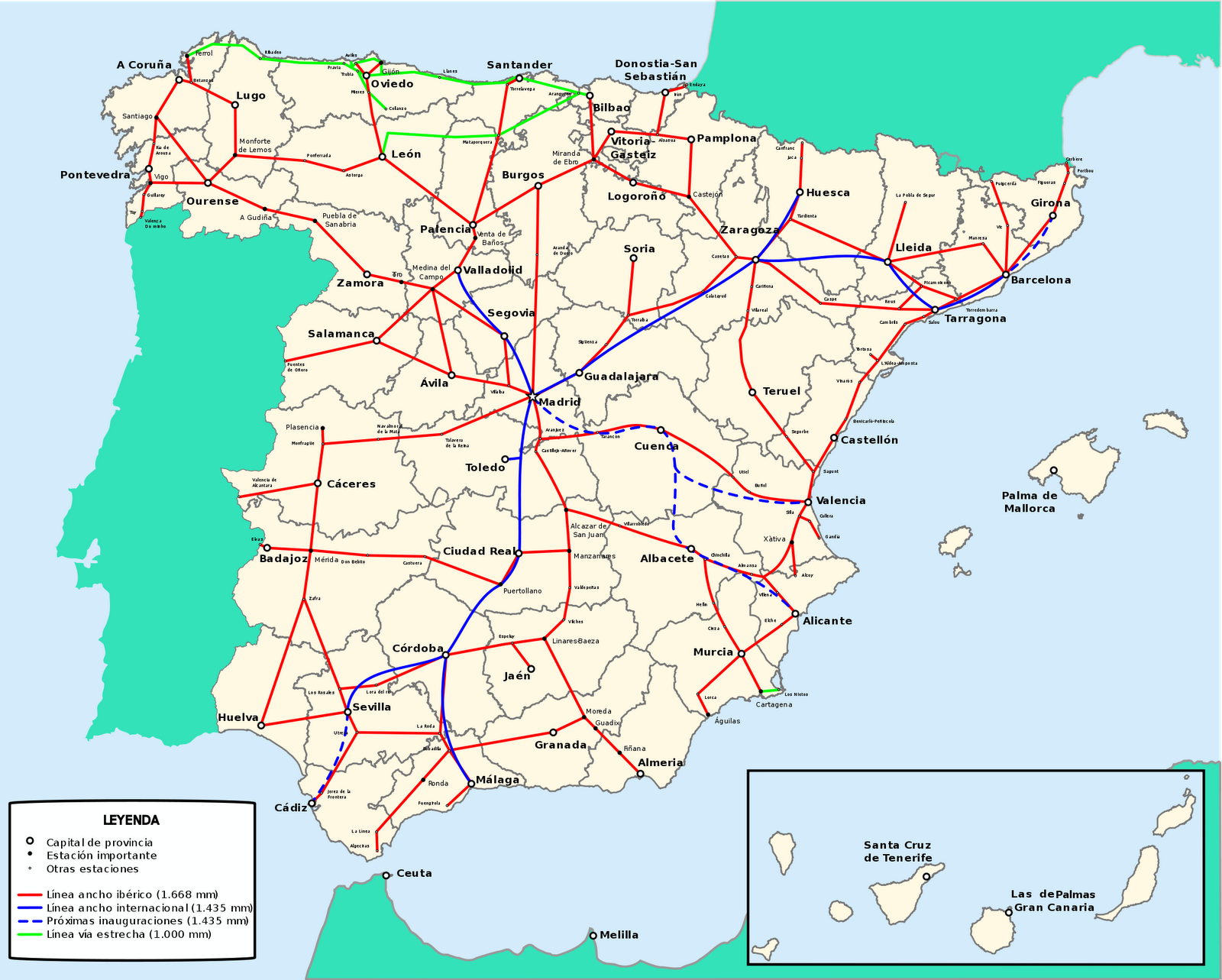 Mapa Tematico De Espana.Red Geografica 2 Mapas Sector Terciario