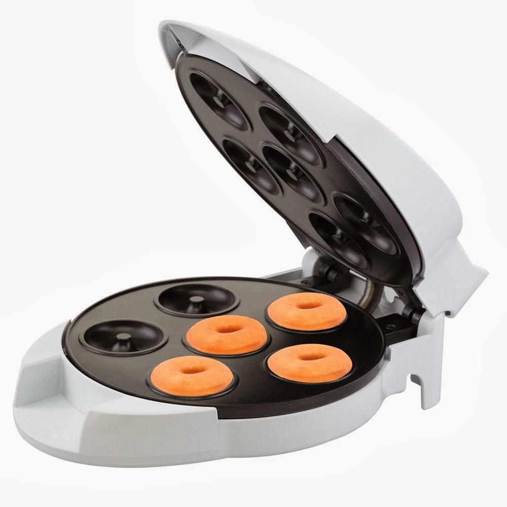 electric doughnut maker review. Black Bedroom Furniture Sets. Home Design Ideas