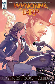 Wynonna Earp: Legends #1