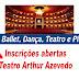 Curso gratuito de dança, teatro, canto coral e piano em São Luis/MA
