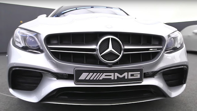 New 2018 Mercedes-AMG E 63 S 4MATIC+ HD Image