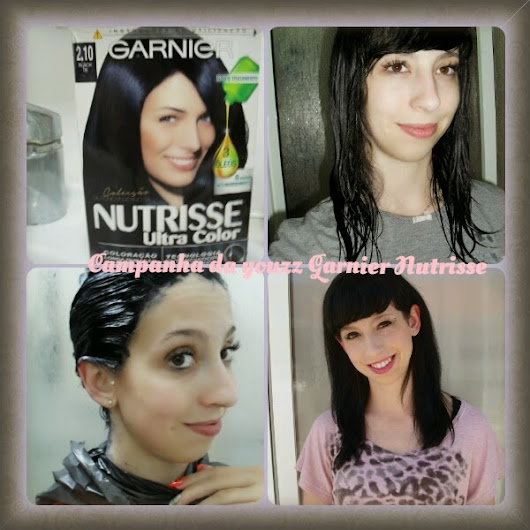 What a girl wants: Garnier Nutrisse Campanha da Youzz.net