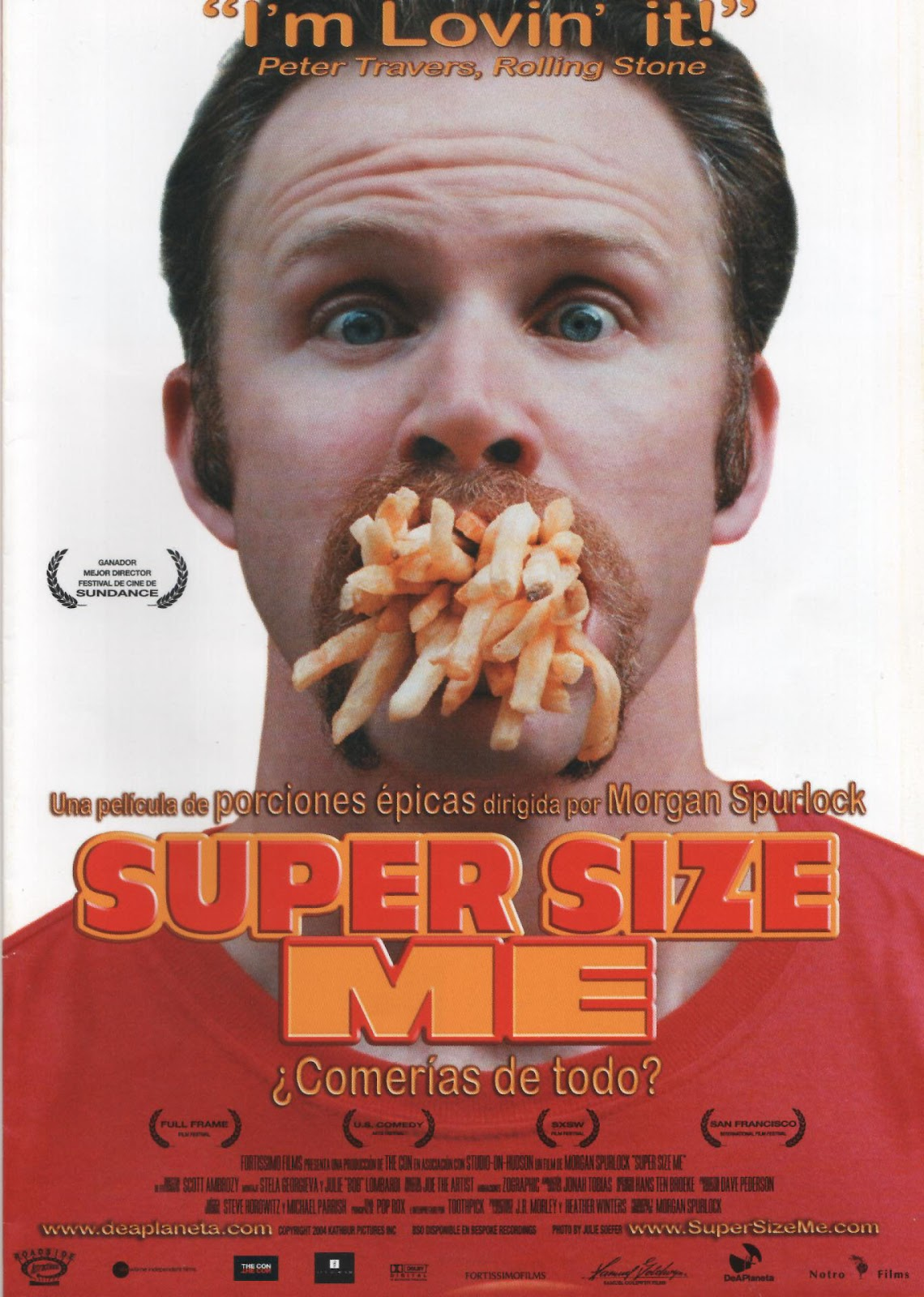Charly Hell Super Size Me