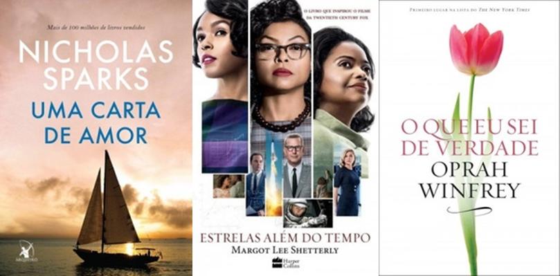 Lançamentos literários mais esperados para janeiro/2017