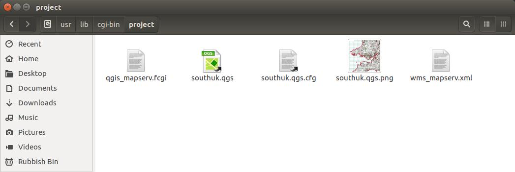 Paul Shapley's Open Source Geospatial Blog: Qgis-server
