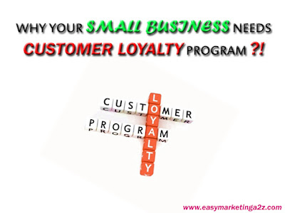 Customer loyalty program easymarketinga2z