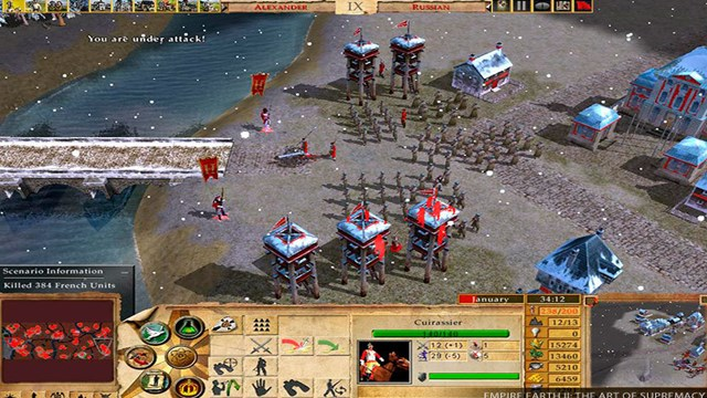 Download Empire Earth 2 Gold Edition PC Games Gameplay