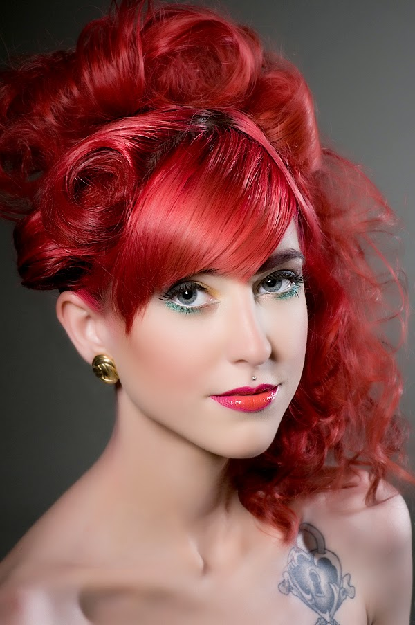 Red Hair Color Ideas: Shades Of Red Hair - Hair Fashion Online