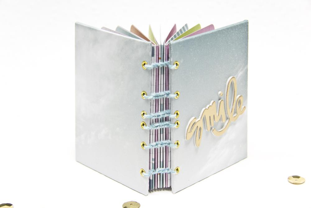 Minialbum aus PL Karten