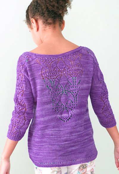 Knitting Pattern Summer Cardigan : The Knitting Needle and the Damage Done: Knitty Spring ...