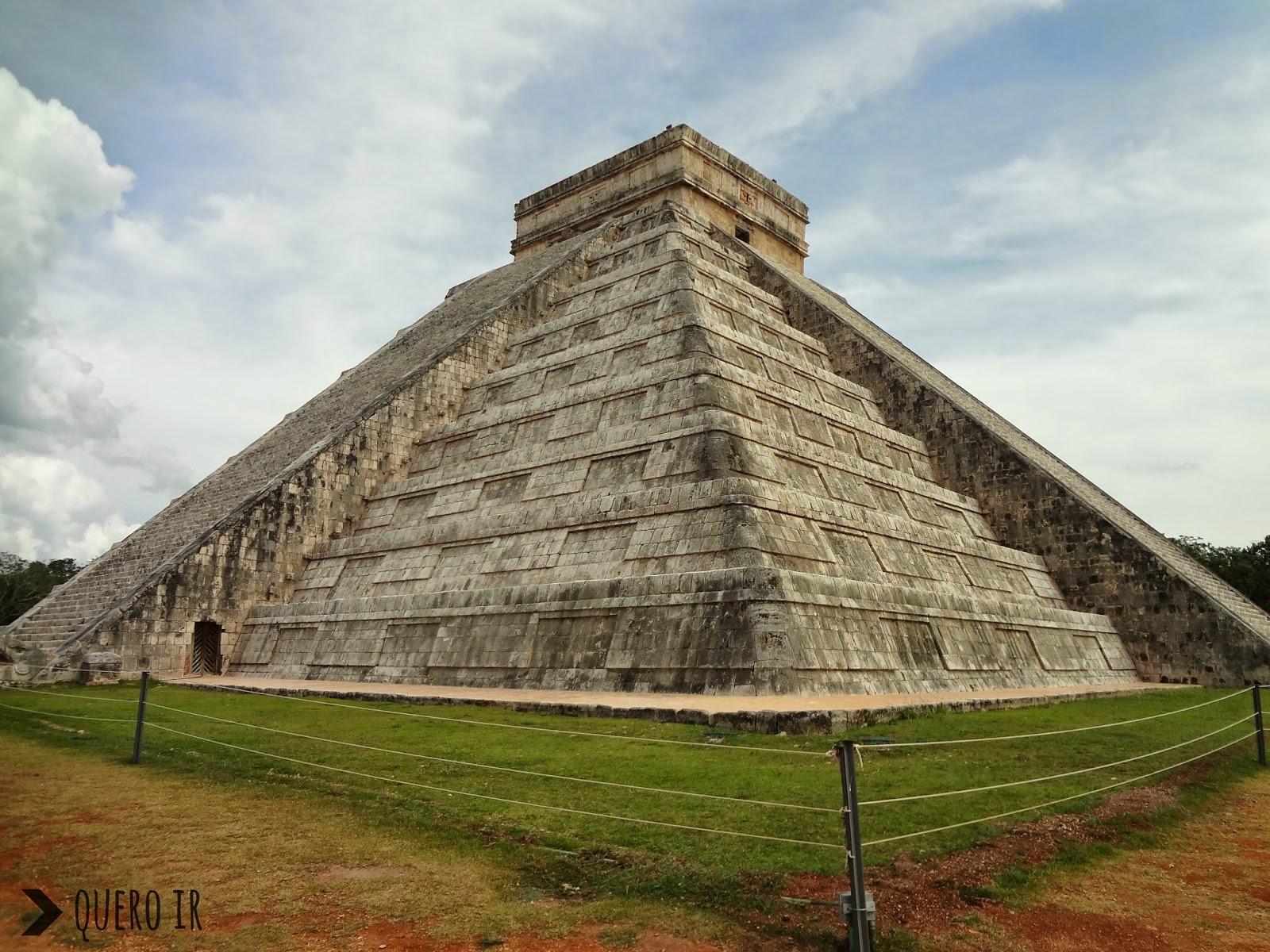 El Castillo Templo Kukulkán