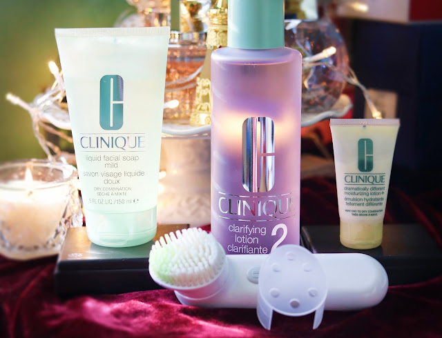 Clinique 3 step skincare regimen