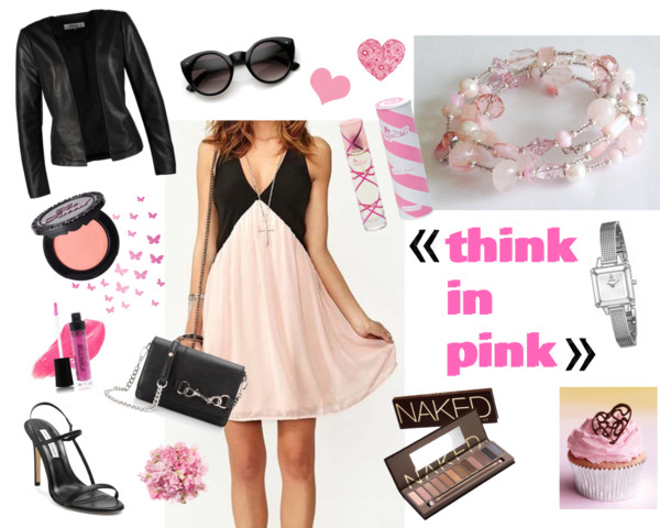 think in pink