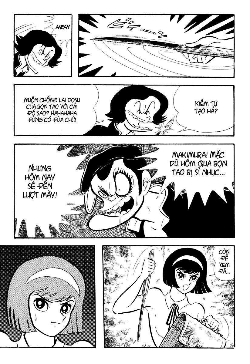 DevilMan chapter 5 trang 24