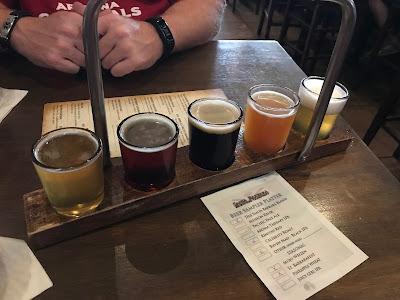 Shawn Woodward: Beer Sample Santa Barbara Brewing Company