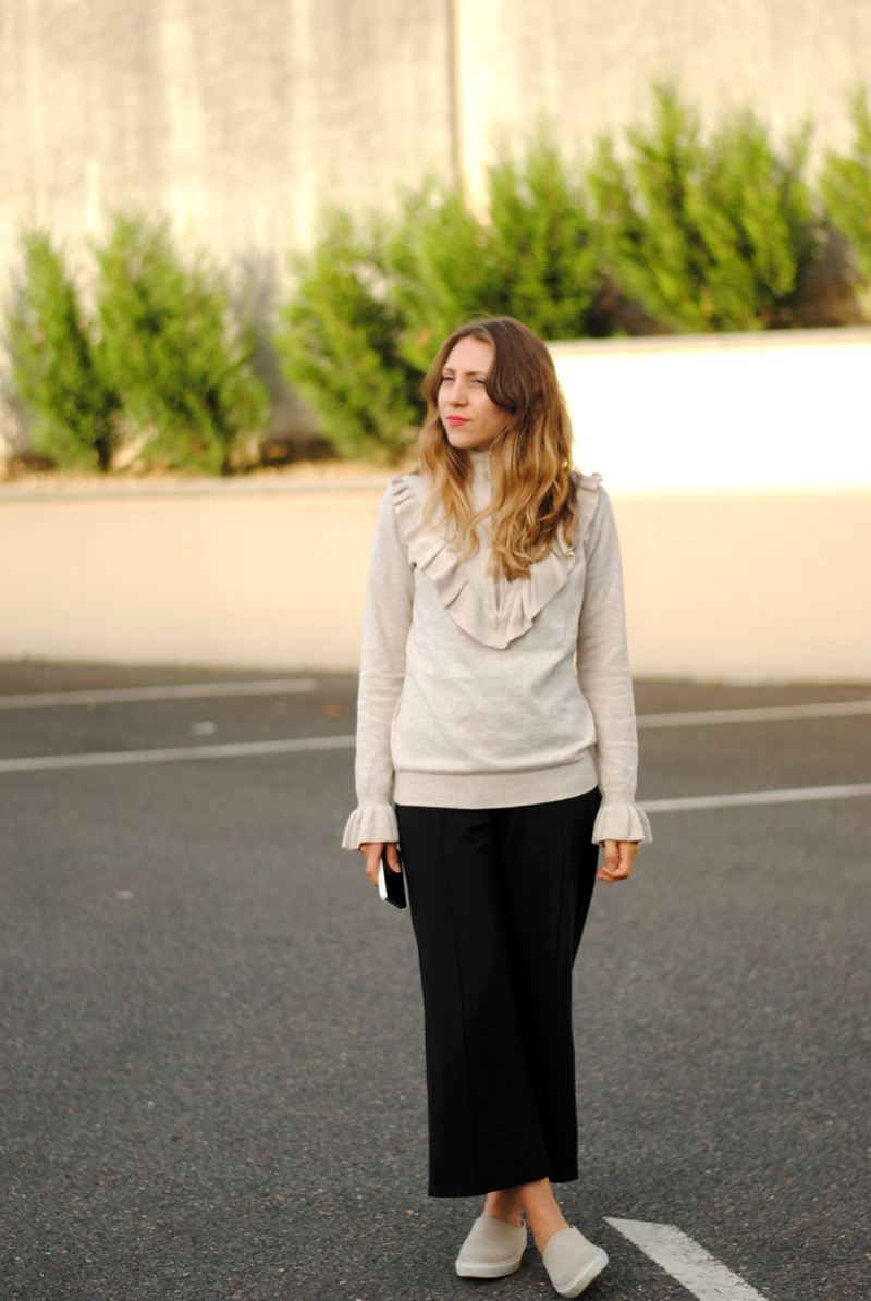 tvotvp blog outfit ruffles