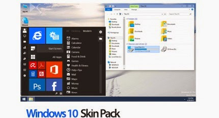 Windows 10 Skin Pack 6.0
