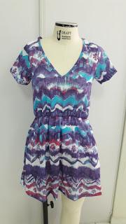 Moda feminina para loja de preço único