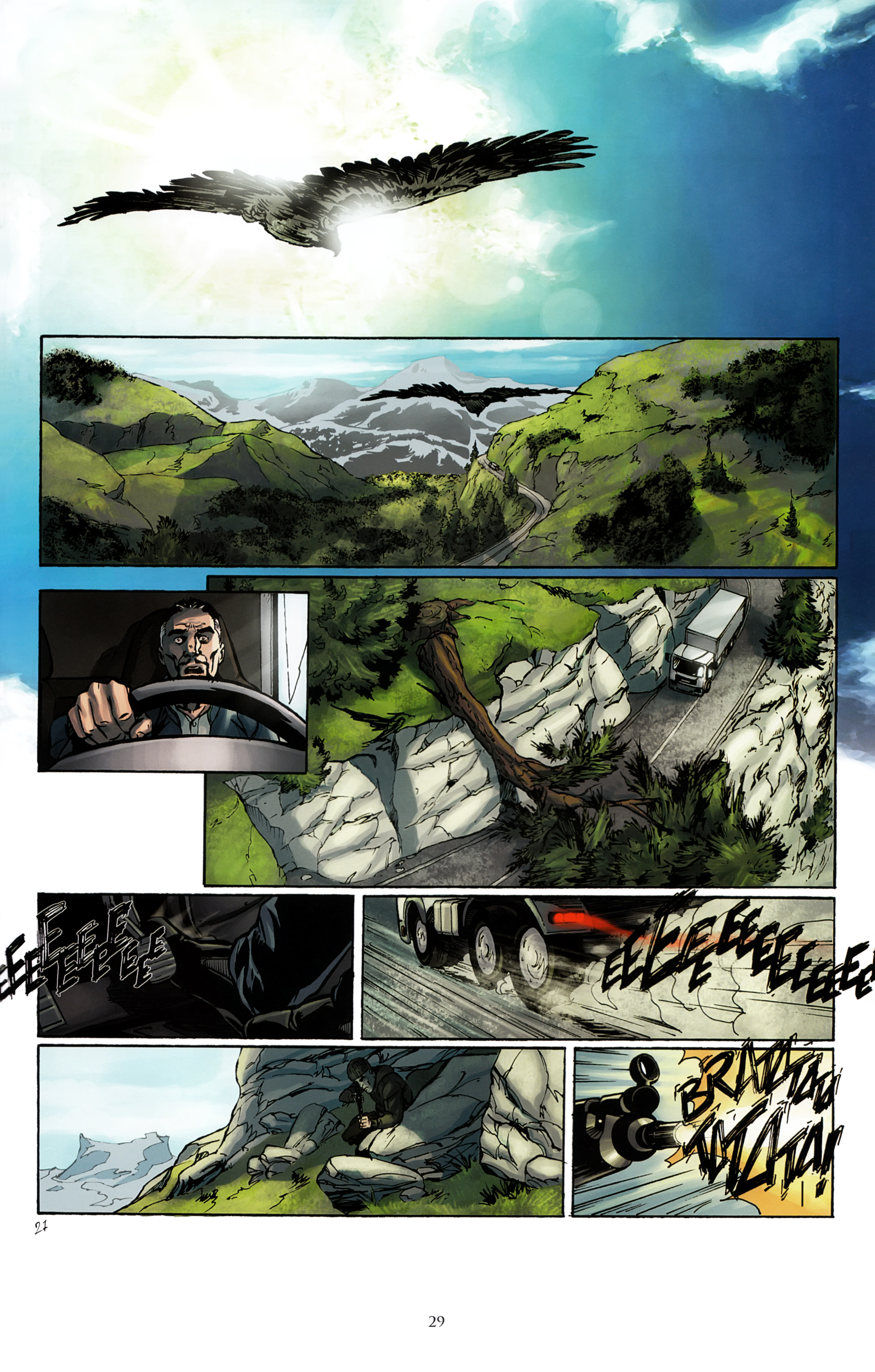Read online Assassin's Creed (2012) comic -  Issue #2 - 33