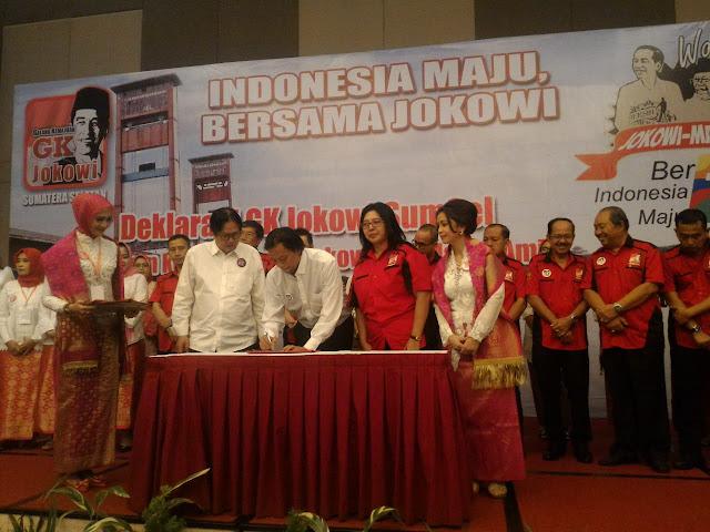 GK Jokowi Siap Menangkan Pilpres 2019