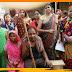 सिंहेश्वर में अग्नि पीड़ितों से मिलने पहुंची भाजपा महिला मोर्चा, जताई संवेदना और दिया मदद का भरोसा