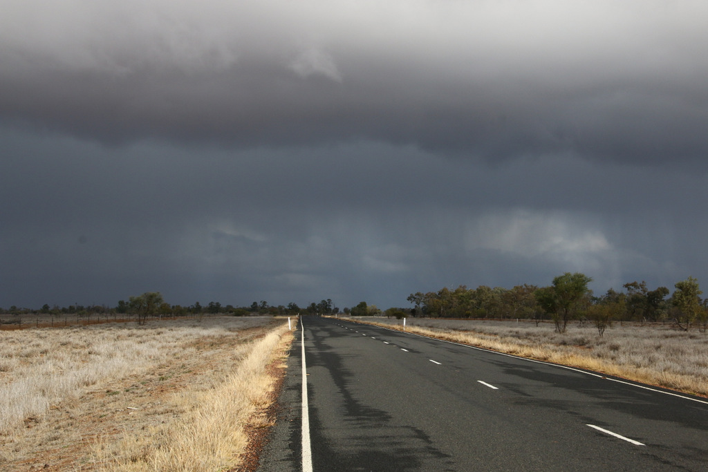 Bushranger Storm Over The Mitchell