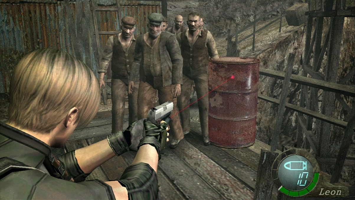 Free Download PC Games Resident Evil 4 Ultimate HD Edition