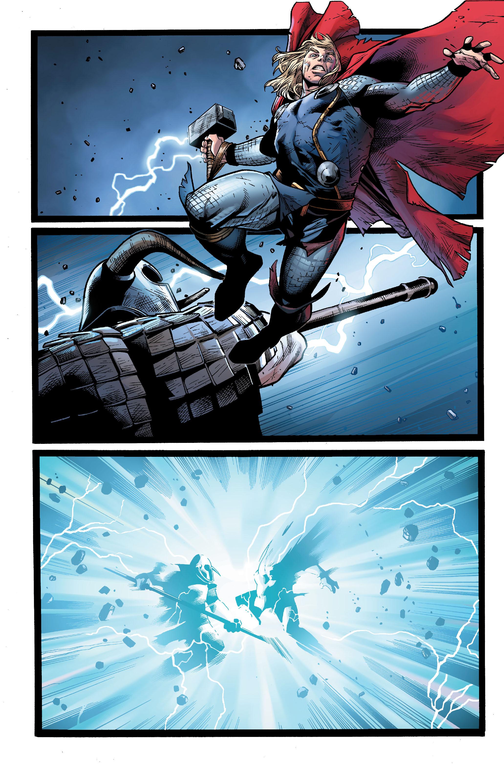 Thor (2007) Issue #600 #13 - English 34