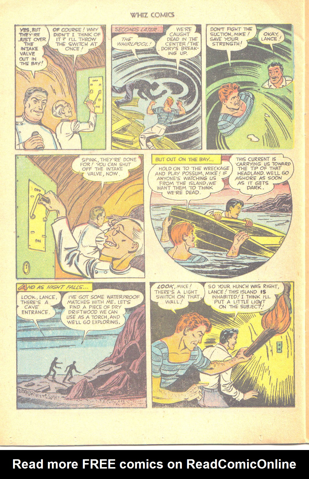 WHIZ Comics issue 147 - Page 24