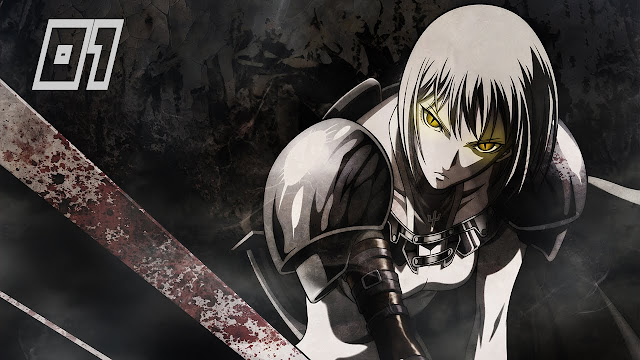 Claymore BD Sub Indo BATCH Episode 1-26