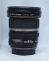 Jual Lensa Canon 10-22 Wide Second