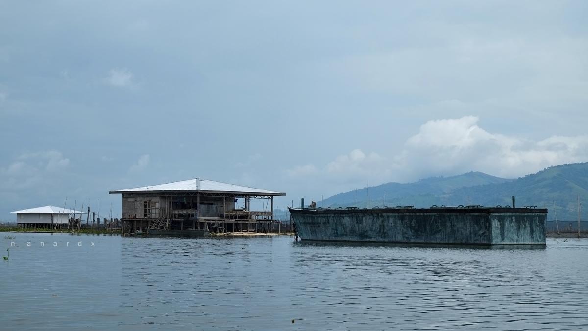 Lake Buluan in Maguindanao