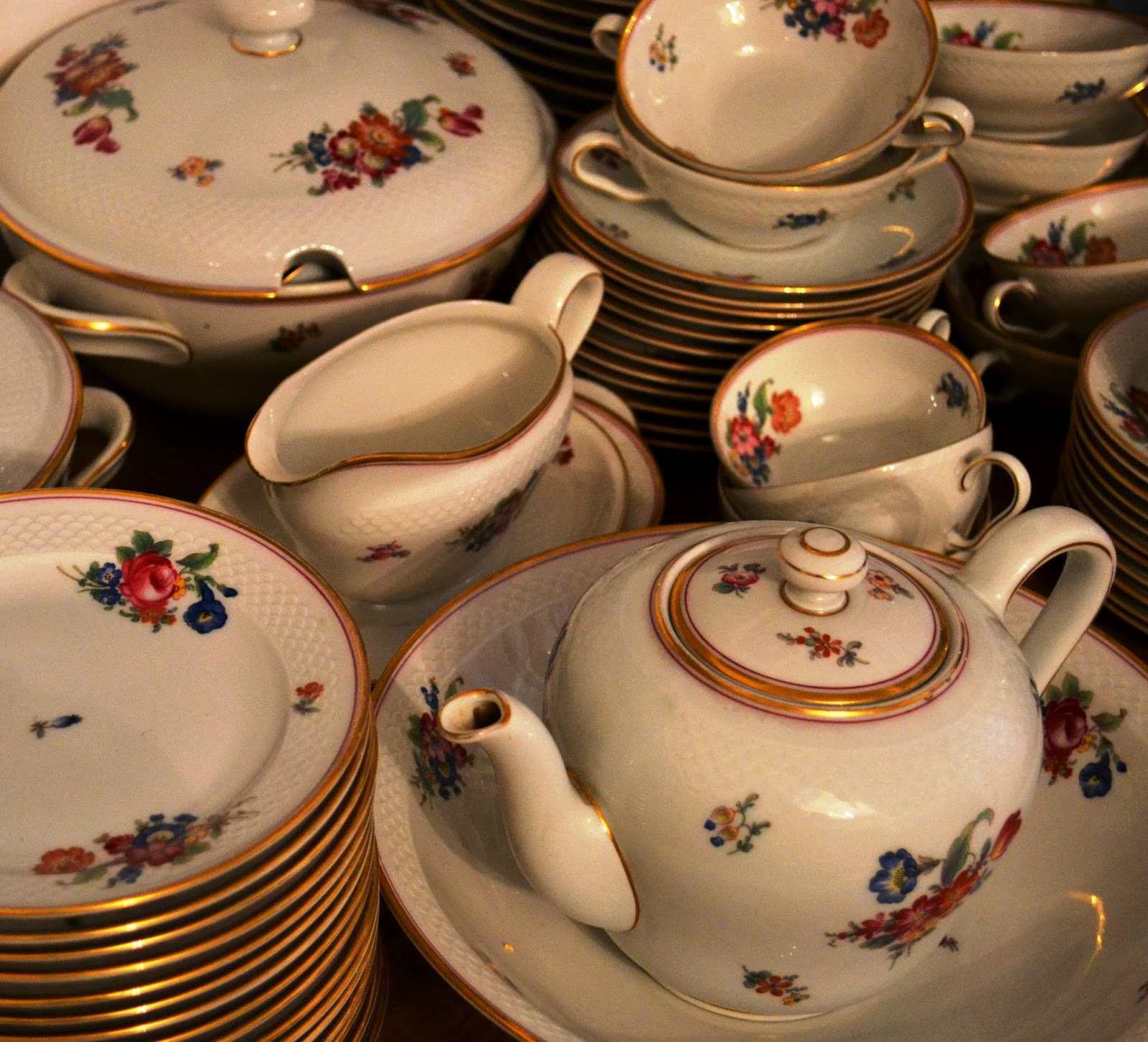 Vajilla thomas 108 piezas regalos del ayer for Vajilla porcelana