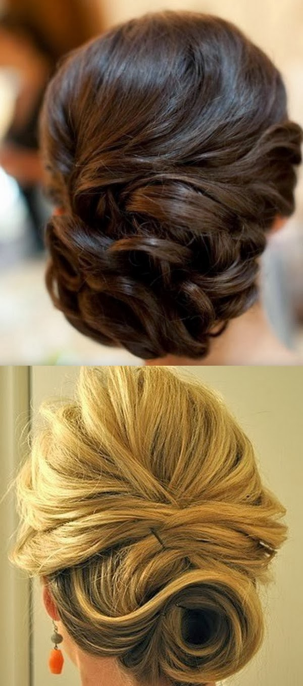 10 Best Hairstyles for Long Hair Updos : Hair Fashion Style | COLOR | STYLES | CUTS
