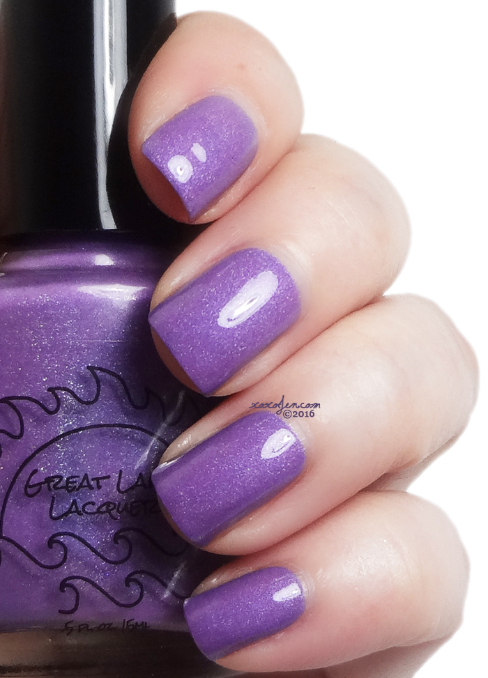 xoxoJen's swatch of Great Lakes Lacquer Every Little Thing