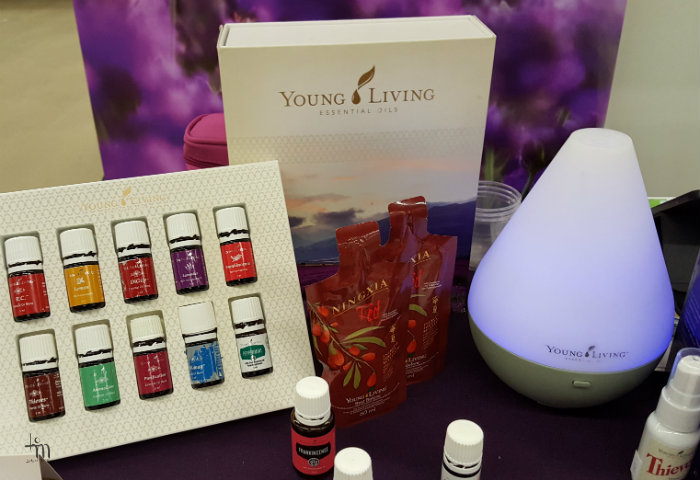 Young Living aromaattiset öljyt