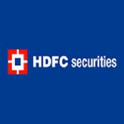 HDFC Securities Walkin