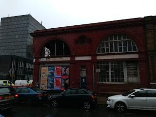 Euston CCE&HR Station