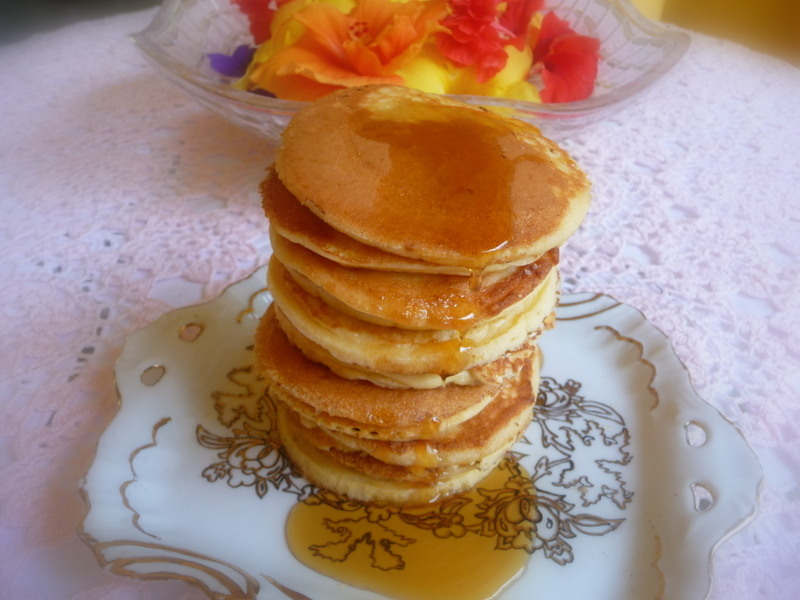 how to make great tasting pancakes