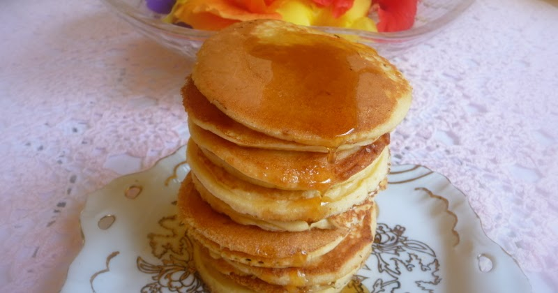 ULTRA LOW-CARB PANCAKES - GREAT TASTING!