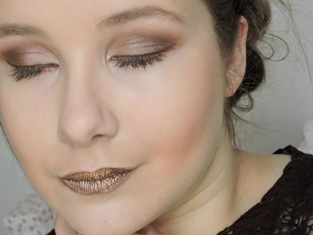 maquillage-marron