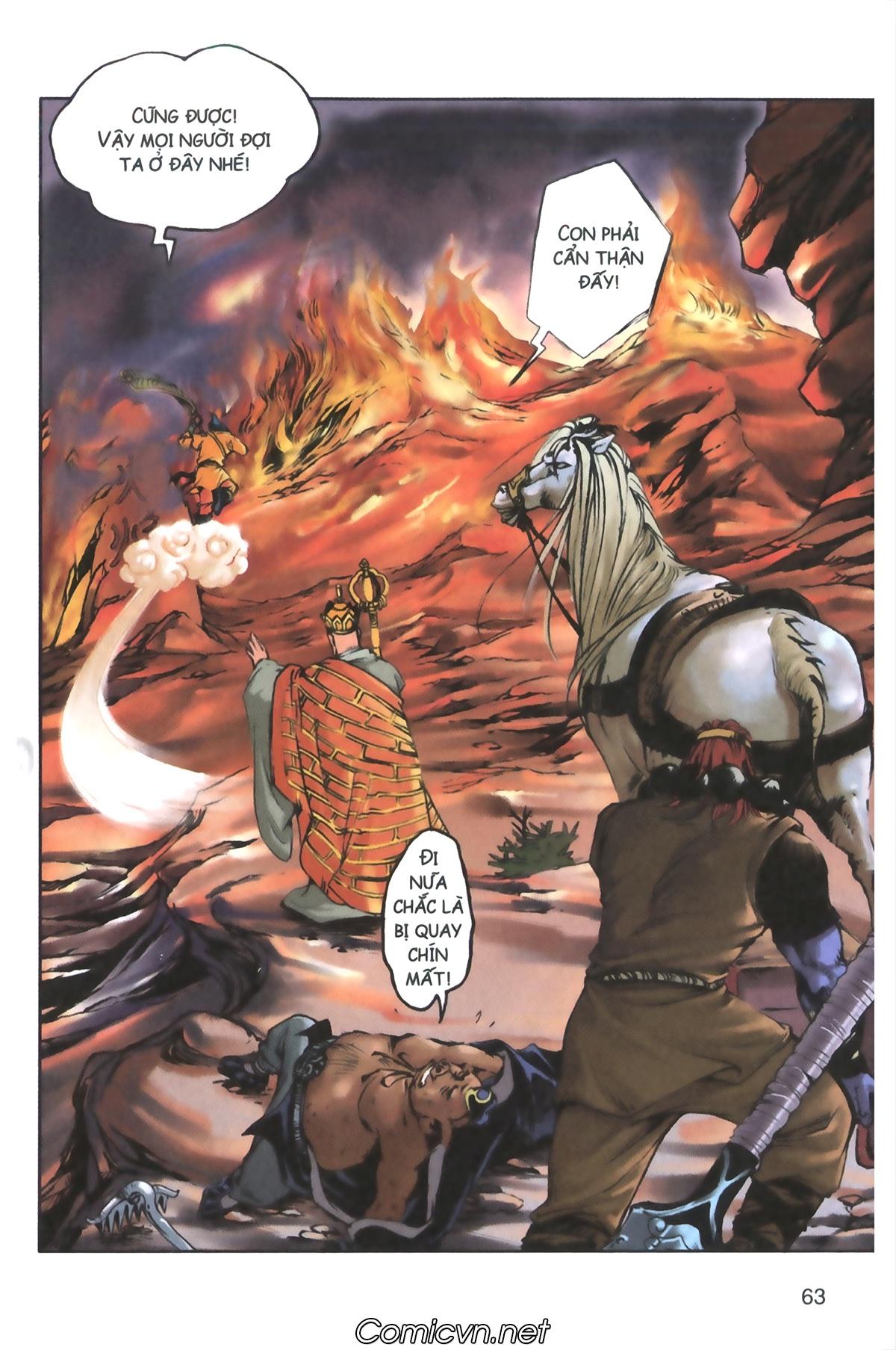 Tây Du Ký màu - Chapter 106 - Pic 18