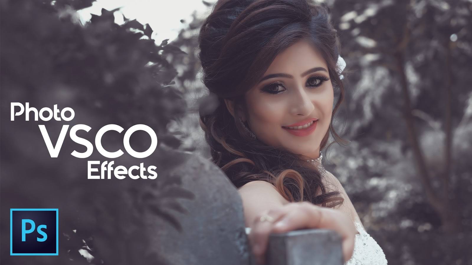 VSCO Photoshop Effect Download Free Preset | Camera RAW Filter
