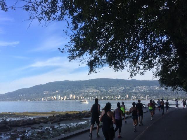 vancouver lululemon seawheeze half marathon 2016 recap