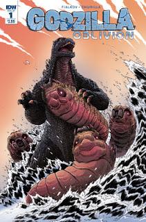 Godzilla: Oblivion #1