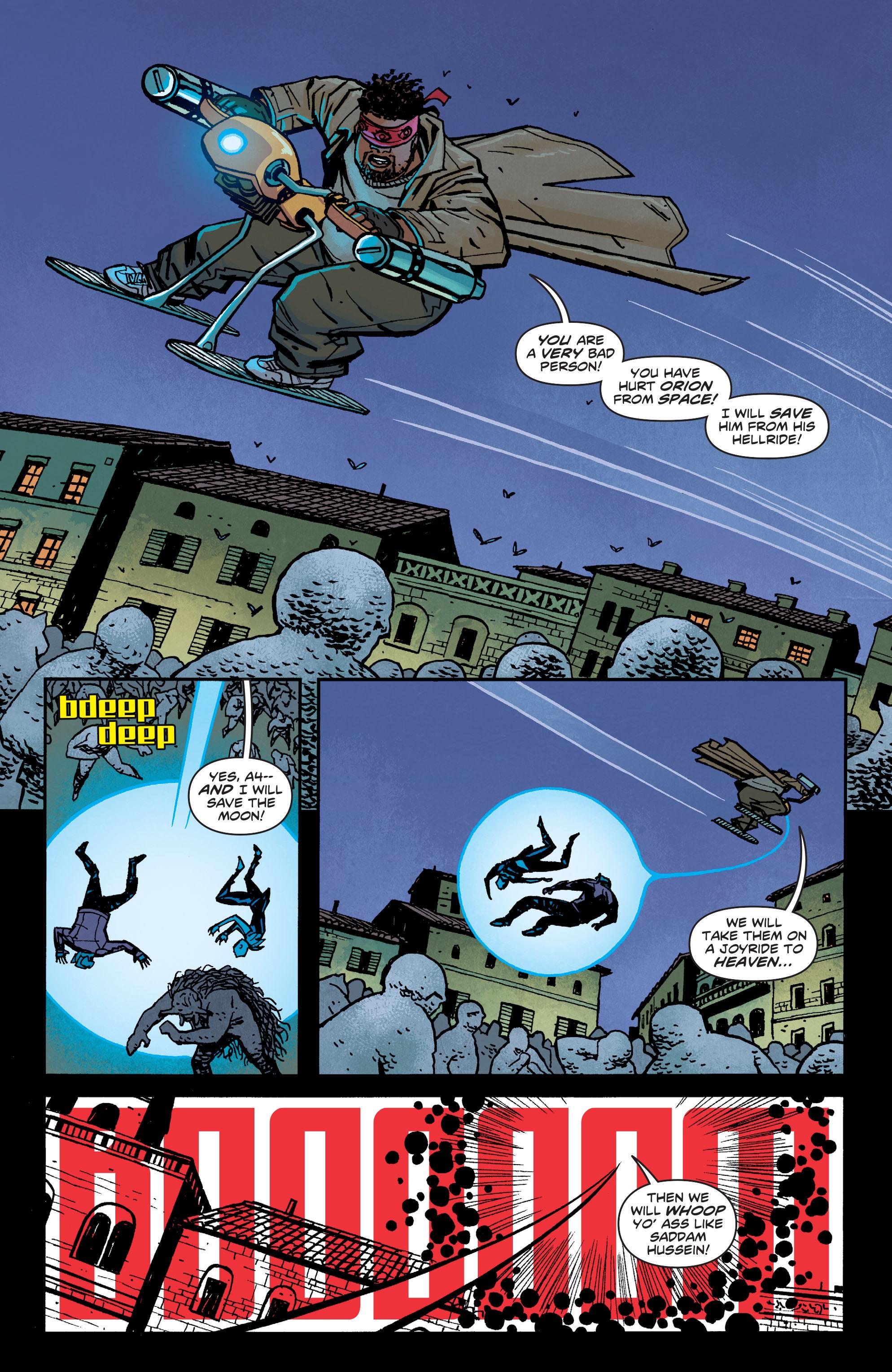 Read online Wonder Woman (2011) comic -  Issue #34 - 10